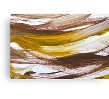 Harmony Abstract Painting Canvas Print
