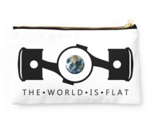 The World Is Flat Studio Pouch