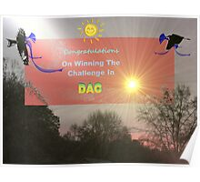 DAC Challenge Banner Poster