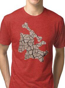 Marowak used earthquake Tri-blend T-Shirt