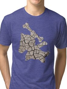 Marowak used earthquake Tri-blend T-Shirt