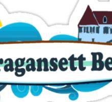 Narragansett - Rhode Island. Sticker