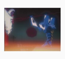 Neon Genesis Evangelion - Stabbing Lilith - 2015 1080p Blu-Ray Cleaned Upscales Kids Clothes
