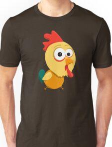 Cartoon Rooster Unisex T-Shirt