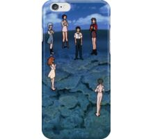 Neon Genesis Evangelion - CONGRATULATIONS - 2015 1080p Blu-Ray Cleaned Upscales iPhone Case/Skin