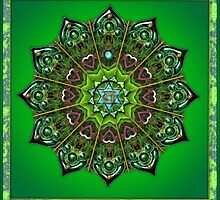 Anahata - Heart Chakra by GoldenIsis