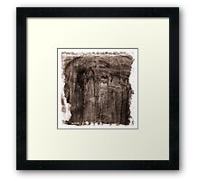 The Atlas of Dreams - Plate 18 Framed Print