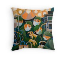 THE SURGEONS Throw Pillow