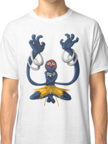 Sesame Street Fighter: Grhalsim Classic T-Shirt