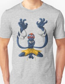 Sesame Street Fighter: Grhalsim T-Shirt