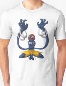Sesame Street Fighter: Grhalsim T-Shirt