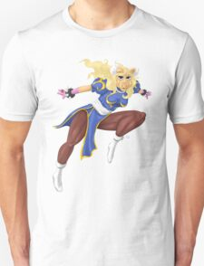 Sesame Street Fighter: Pig-Li T-Shirt