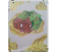 Cheesy iPad Case/Skin