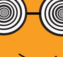 hypnotised Sticker
