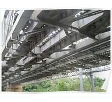 Indooroopilly Bridges I Poster
