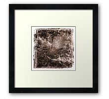 The Atlas of Dreams - Plate 19 Framed Print