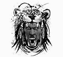 Mayan Jaguar Warrior Unisex T-Shirt