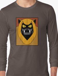 Ookla The Mok - Saturday Morning Cartoon Pop Art Long Sleeve T-Shirt