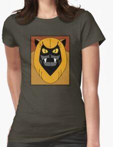 Ookla The Mok - Saturday Morning Cartoon Pop Art Womens Fitted T-Shirt