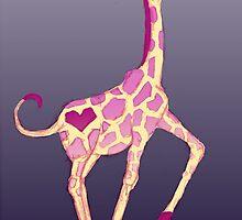 It's a Giraffe! by kmoodyblues