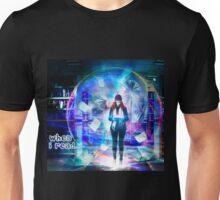 Photomanipulation - When I Read Unisex T-Shirt