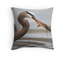 Great Catch Throw Pillow