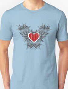 Open Heart Unisex T-Shirt