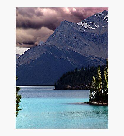 Dark Sky,Calm Waters Photographic Print