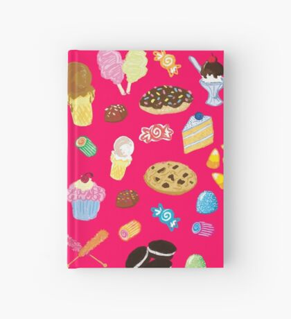 Sweet! Hardcover Journal