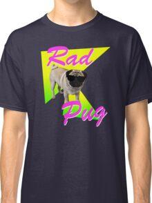 Rad Pug Classic T-Shirt