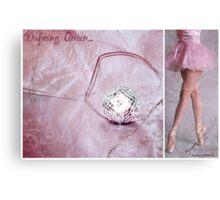 Dancing Queen... Diptych Canvas Print