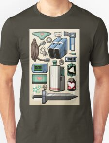 Cave Story Gear Unisex T-Shirt