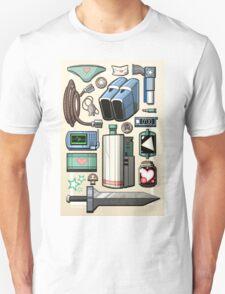 Cave Story Gear Unisex T-Shirt