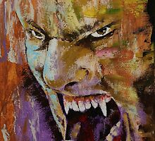 Werewolf by Michael Creese