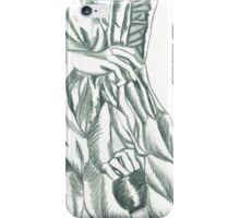 The feathered climb up iPhone Case/Skin