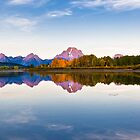Oxbow Bend II, Grand Teton National Park, Wyoming by Tomas Abreu