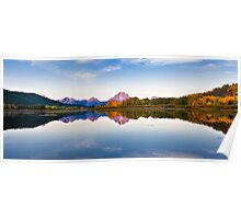 Oxbow Bend II, Grand Teton National Park, Wyoming Poster