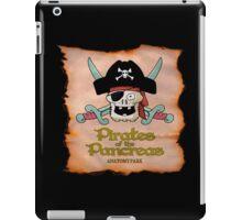 Pirates of the Pancreas iPad Case/Skin