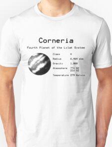 Star Fox -- Corneria T-Shirt