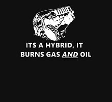 oil burning jeep hybrid Unisex T-Shirt