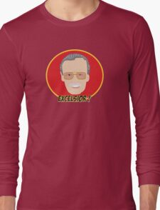 EXCELSIOR- STAN LEE Long Sleeve T-Shirt