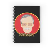 EXCELSIOR- STAN LEE Spiral Notebook