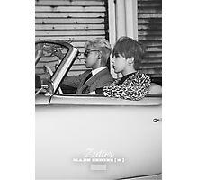 GD&TOP-ZUTTER Photographic Print