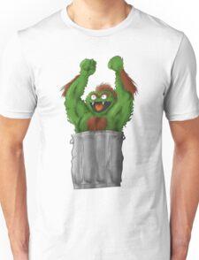 Sesame Street Fighter: Oska Unisex T-Shirt