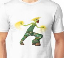 Sesame Street Fighter: Gurmit Unisex T-Shirt