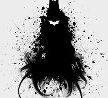 Batman ink by rengarrr