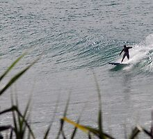 sole surfer by stiddy