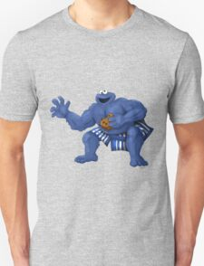 Sesame Street Fighter: C. Monda T-Shirt
