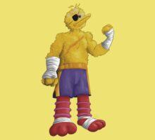Sesame Street Fighter: Big Bagat One Piece - Short Sleeve