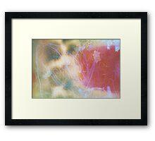 Ribcage of Weeds Framed Print